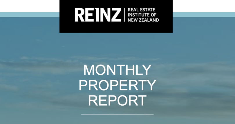 REINZ May Report 2017
